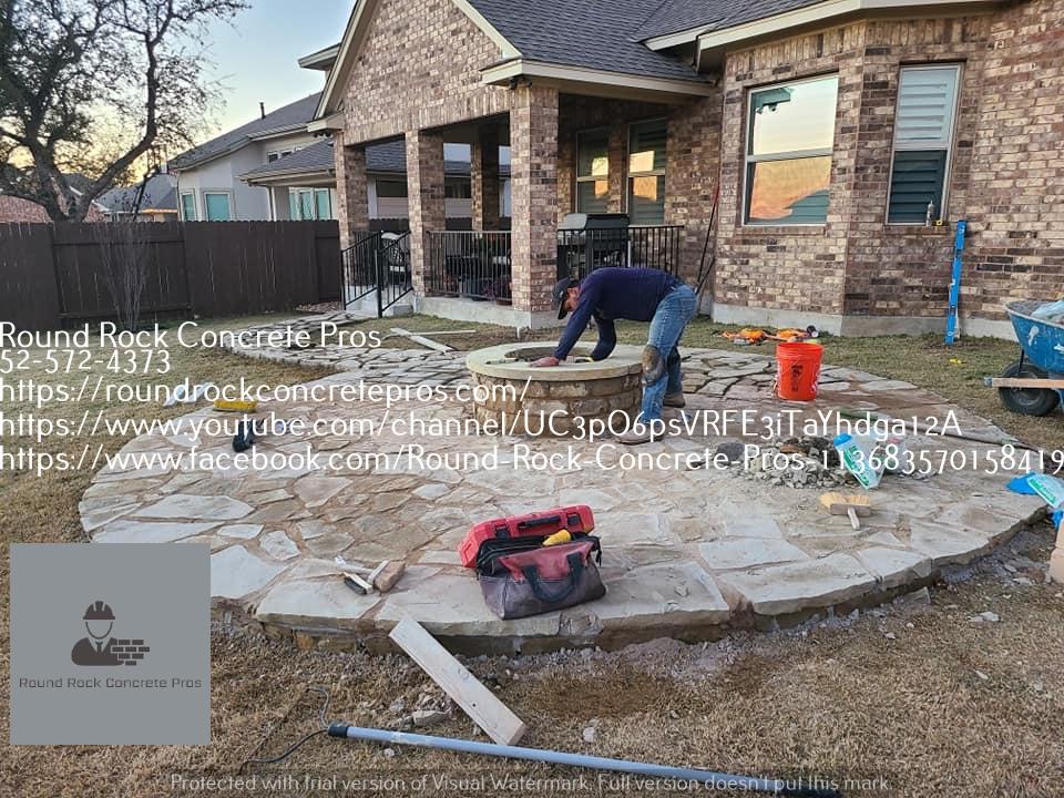Concrete Round Rock TX