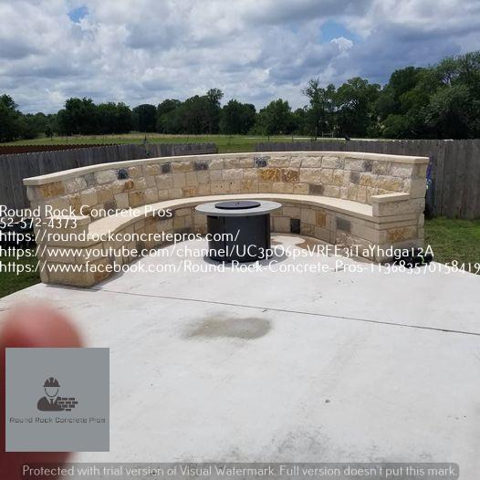 Stone Work Round Rock TX